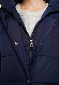 Esprit Collection - 2IN1 PUFFERCOAT - Mantel - navy - 4