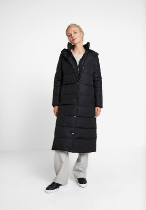 2IN1 PUFFERCOAT - Kappa / rock - black