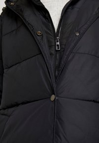 Esprit Collection - 2IN1 PUFFERCOAT - Kåpe / frakk - black - 4