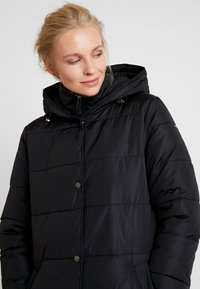 Esprit Collection - 2IN1 PUFFERCOAT - Kåpe / frakk - black - 3