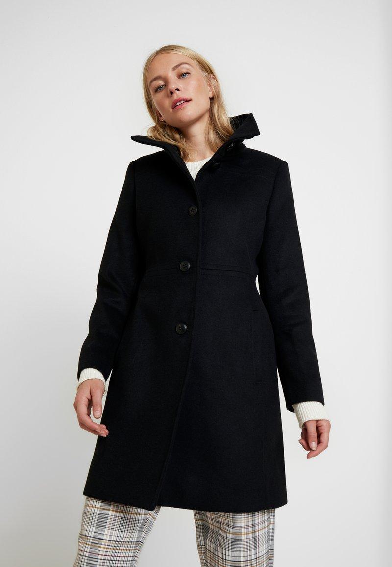 Esprit Collection - FEMININE COAT - Abrigo corto - black