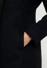 Esprit Collection - FEMININE COAT - Abrigo corto - black - 4