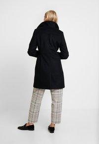 Esprit Collection - FEMININE COAT - Abrigo corto - black - 2