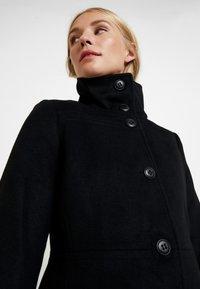 Esprit Collection - FEMININE COAT - Abrigo corto - black - 3