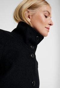 Esprit Collection - FEMININE COAT - Abrigo corto - black - 6