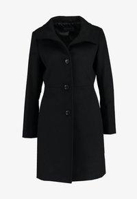 Esprit Collection - FEMININE COAT - Abrigo corto - black - 5