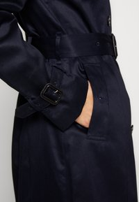 Esprit Collection - CLASSIC TRENCH - Trenchcoat - navy - 4