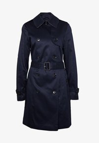 Esprit Collection - CLASSIC TRENCH - Trenchcoat - navy - 3