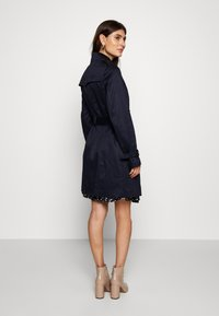 Esprit Collection - CLASSIC TRENCH - Trenchcoat - navy - 2