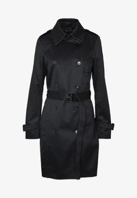 Esprit Collection - CLASSIC TRENCH - Trenchcoat - black - 4