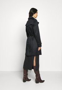 Esprit Collection - CLASSIC TRENCH - Trenchcoat - black - 2
