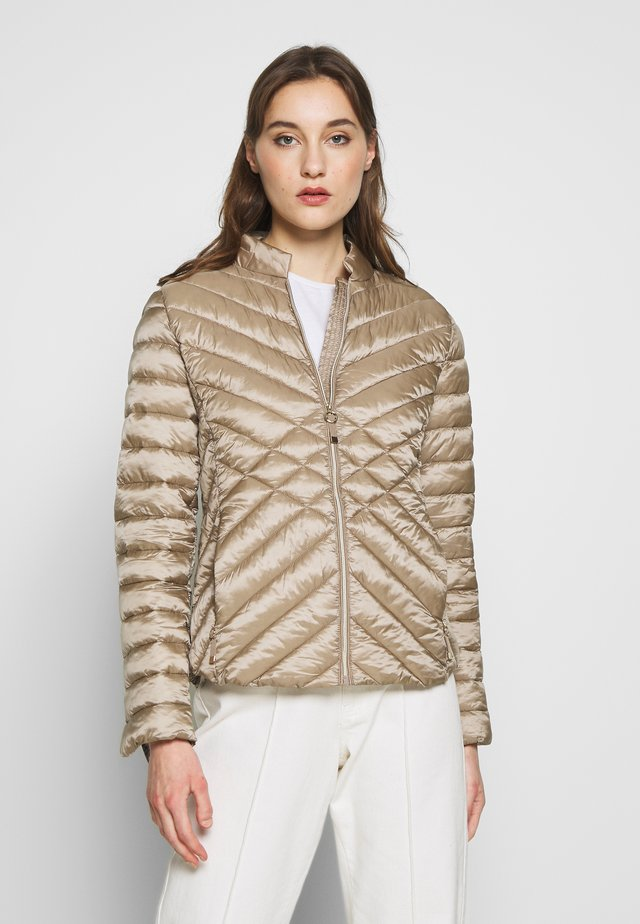 THINSULATE - Chaqueta de invierno - light taupe