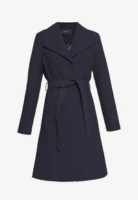 Esprit Collection - PLAIN COAT - Płaszcz wełniany /Płaszcz klasyczny - navy - 5