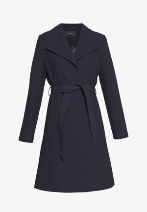 PLAIN COAT - Classic coat - navy