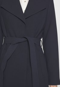 Esprit Collection - PLAIN COAT - Płaszcz wełniany /Płaszcz klasyczny - navy - 6
