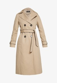 Esprit Collection - FEMININE COAT - Trench - beige - 4