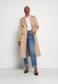 Esprit Collection - FEMININE COAT - Trench - beige - 1