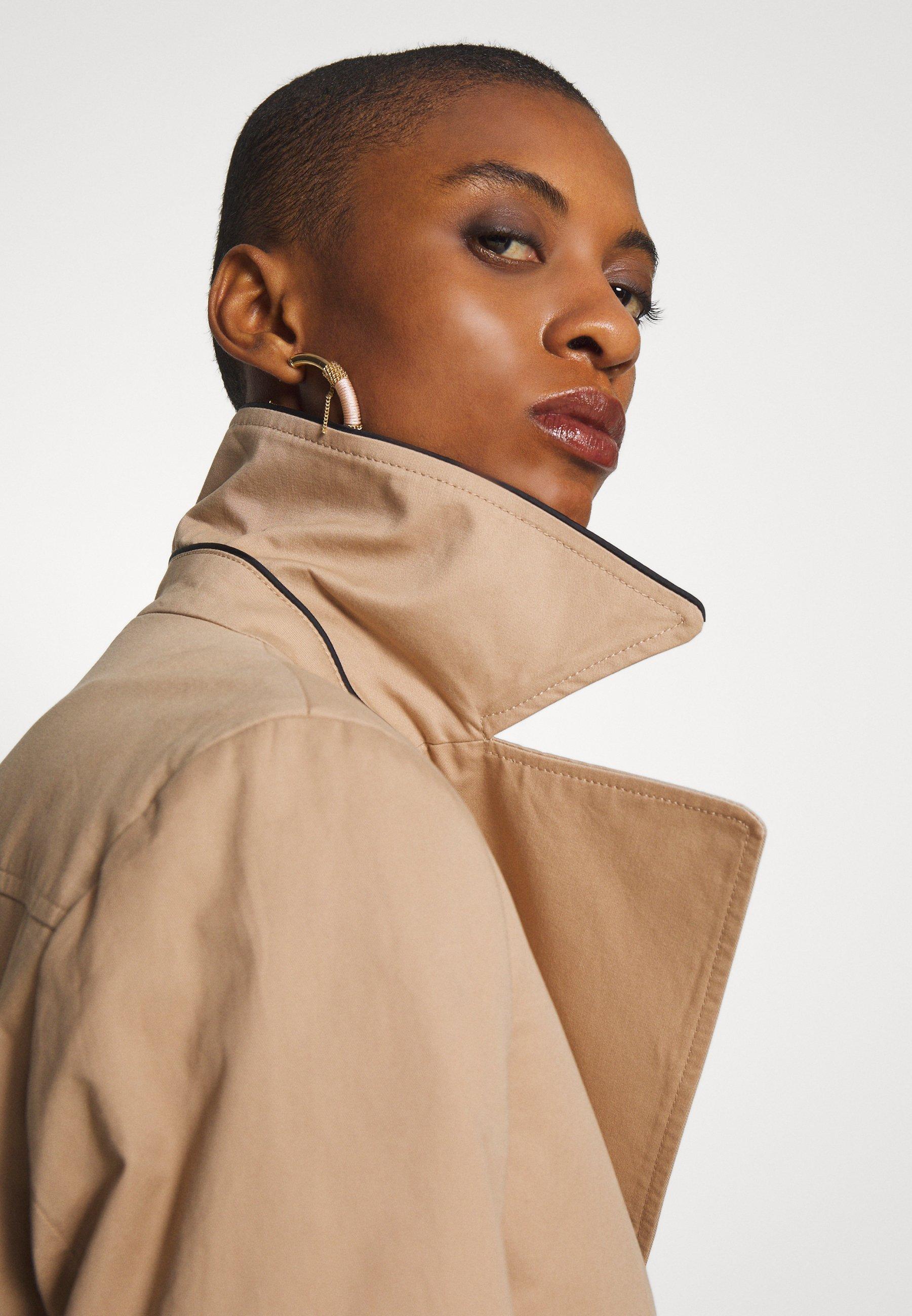 Esprit Collection FEMININE COAT - Prochowiec - beige