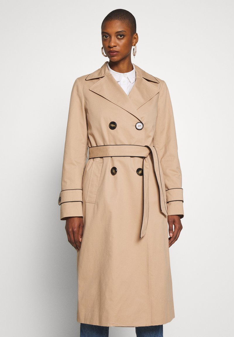 Esprit Collection - FEMININE COAT - Trench - beige