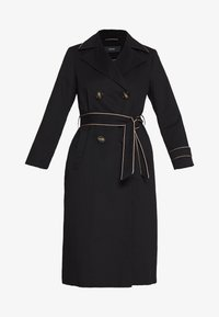 Esprit Collection - FEMININE COAT - Trench - black