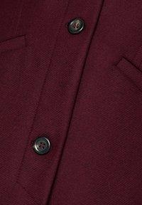 Esprit Collection - MIT WOLLE - Manteau classique - bordeaux red - 6