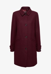 Esprit Collection - MIT WOLLE - Manteau classique - bordeaux red - 7