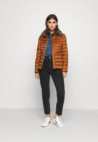 Esprit Collection - THINSU - Light jacket - toffee - 1