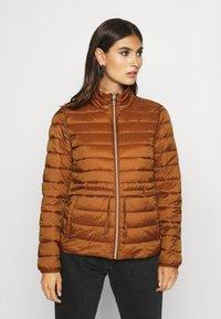 Esprit Collection - THINSU - Light jacket - toffee - 3