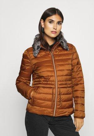 THINSU - Winter jacket - toffee