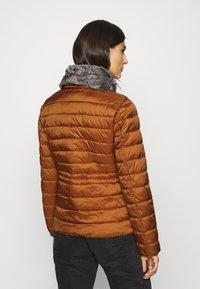 Esprit Collection - THINSU - Light jacket - toffee - 2