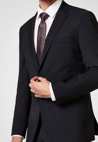 Esprit Collection - ACTIVE SUIT  - Colbert - black - 3