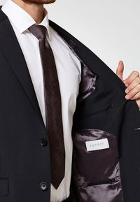 Esprit Collection - ACTIVE SUIT  - Colbert - black - 4