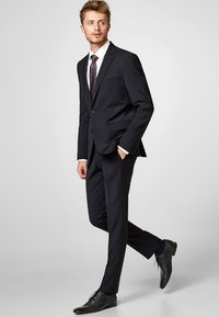 Esprit Collection - ACTIVE SUIT  - Colbert - black - 1