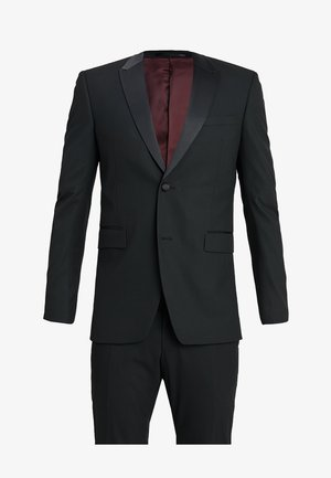 SMOKING - Suit - black