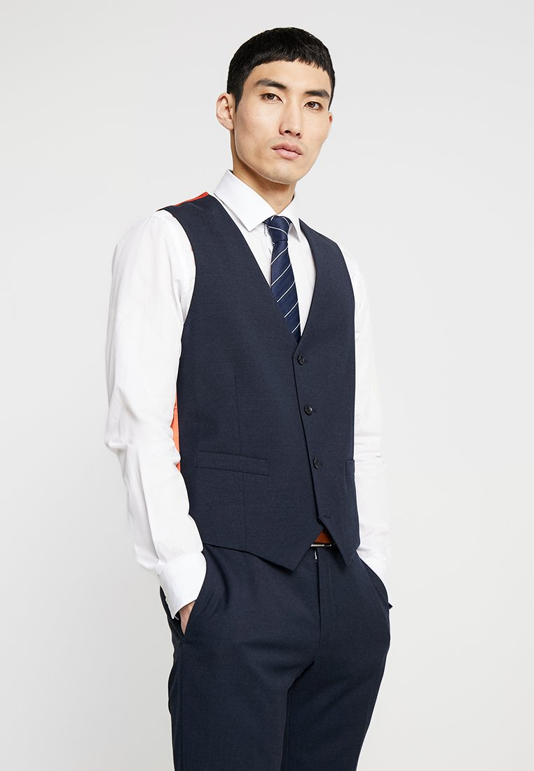 Esprit Collection - STUDENT SPECIAL - Weste - navy