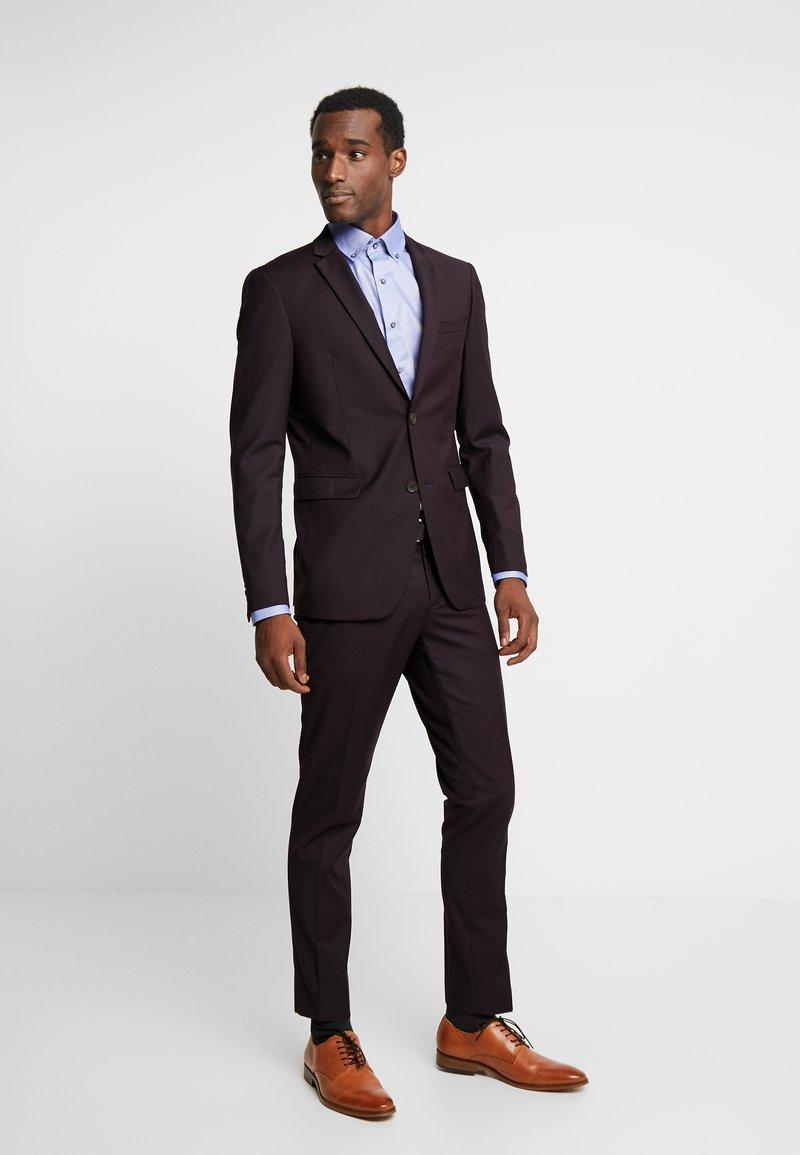Esprit Collection - SUIT - Suit - bordeaux red