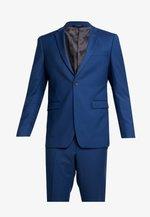 SUIT - Oblek - blue