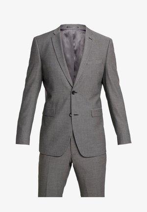 TONE BIRDSEYE - Suit - grey