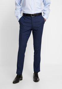 Esprit Collection - TONE BIRDSEYE - Completo - blue - 4