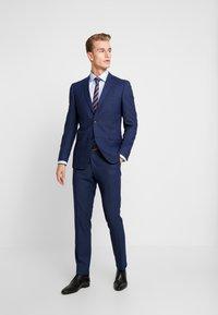 Esprit Collection - TONE BIRDSEYE - Completo - blue - 0