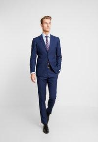 Esprit Collection - TONE BIRDSEYE - Completo - blue - 1