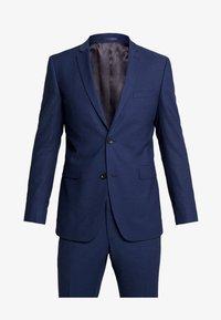 Esprit Collection - TONE BIRDSEYE - Completo - blue - 9