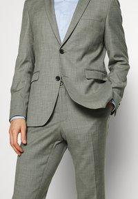 Esprit Collection - SHARKSKIN - Oblek - light grey - 7