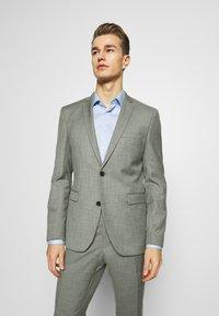 Esprit Collection - SHARKSKIN - Oblek - light grey - 2