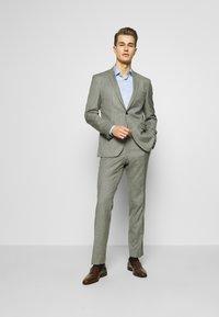 Esprit Collection - SHARKSKIN - Oblek - light grey - 1