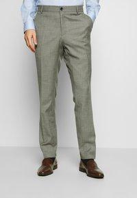 Esprit Collection - SHARKSKIN - Oblek - light grey - 4