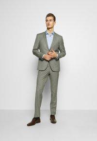 Esprit Collection - SHARKSKIN - Oblek - light grey - 0