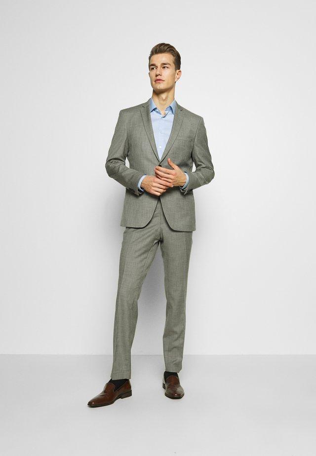 SHARKSKIN - Anzug - light grey