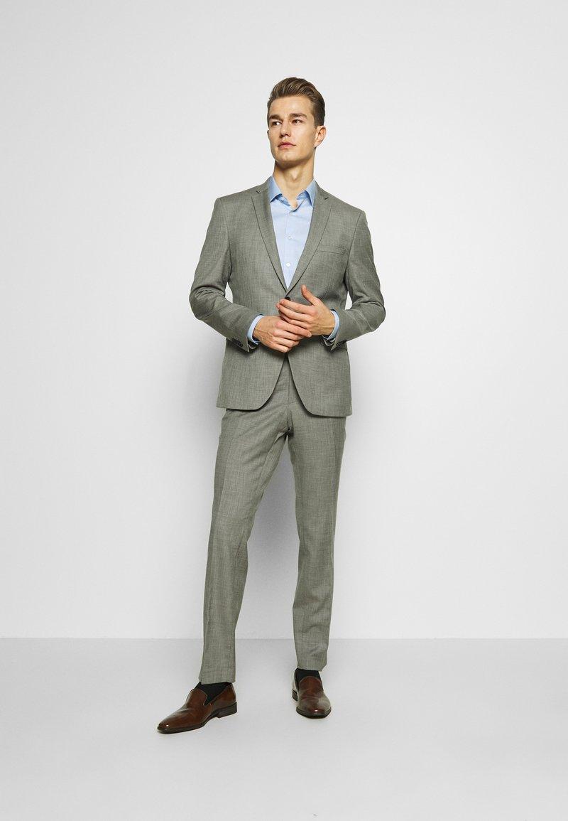 Esprit Collection - SHARKSKIN - Oblek - light grey