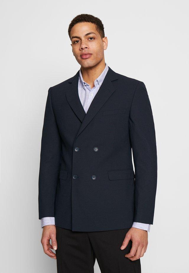 ACTIVE GRID - Chaqueta de traje - dark blue